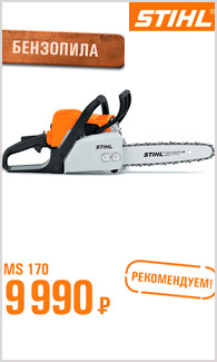 Бензопила Stihl MS 170 14