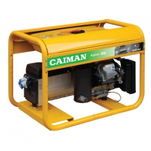 Бензиновый генератор Caiman Explorer 6510XL27