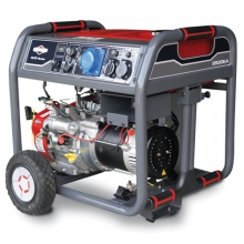 Бензиновый генератор Briggs&Stratton Elite 8500ЕА